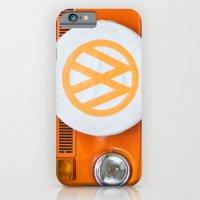 Volkswagen Orange iPhone 6 Slim Case