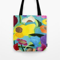The Dreamy Garden Tote Bag