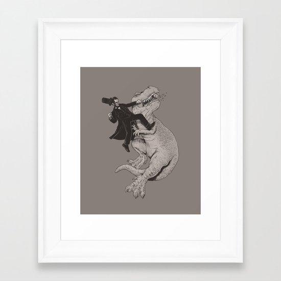 Abraham Framed Art Print