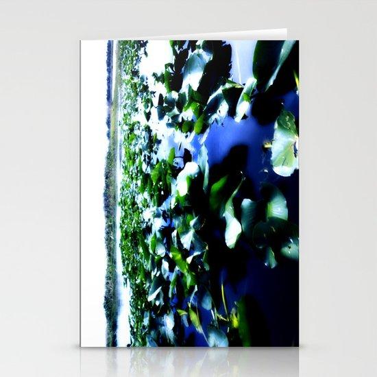 tropical botanica Stationery Card