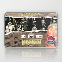 Dare To Be Yourself Laptop & iPad Skin