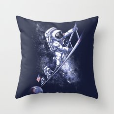 July 1969 Throw Pillow