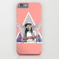 iPhone & iPod Case featuring Wild Child by Jade Shields