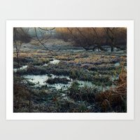 Is This What We've Seen … Art Print