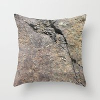 The Cracken Throw Pillow