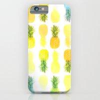 Pineapple Glow iPhone 6 Slim Case
