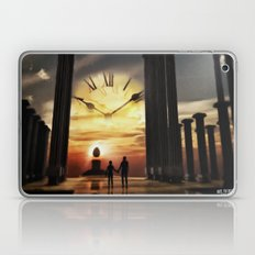 Until The End Of Time Laptop & iPad Skin