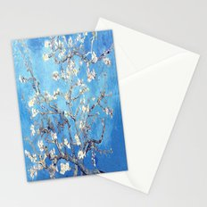 Vincent Van Gogh Almond Blossoms. Stationery Cards