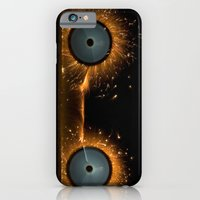 iPhone & iPod Case featuring Old Blue Eyes by Mary Kilbreath