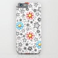 Millefiori Monotone iPhone 6 Slim Case