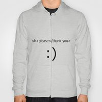 service message Hoody