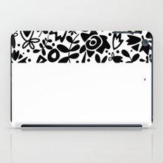 graphic garden iPad Case