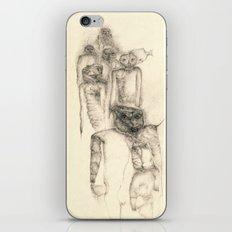 Ones soul iPhone & iPod Skin