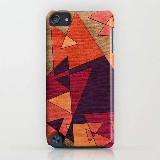 Earth Geometry 02 iPhone & iPod Case