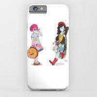 Bubblegum and Marceline iPhone 6 Slim Case