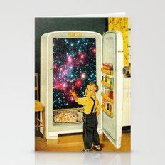No More Galaxies For Tod… Stationery Cards