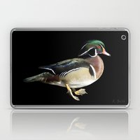 Wood Duck Laptop & iPad Skin