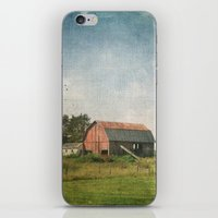 Rural Landscape #2 iPhone & iPod Skin