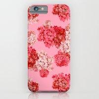 Hydrangea (doubled) iPhone 6 Slim Case