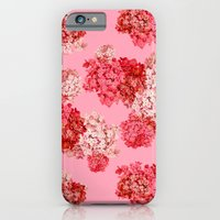 Hydrangea (doubled) iPhone 6 Slim Case
