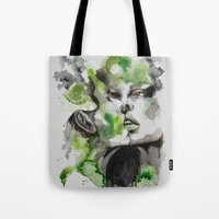Kiss By Carographic Tote Bag