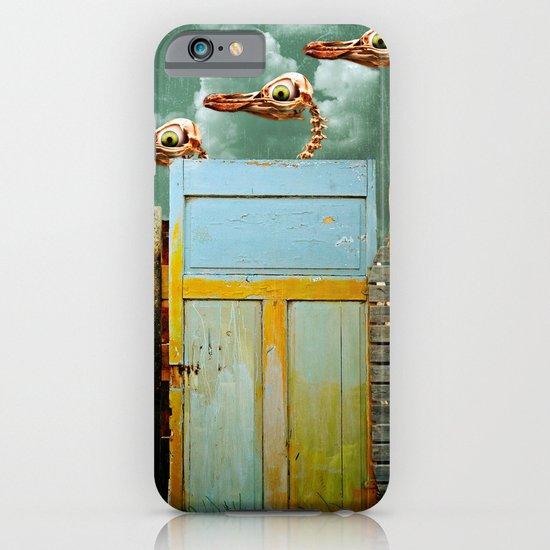 Penguin Walk iPhone & iPod Case
