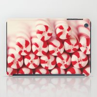 Candy Canes iPad Case