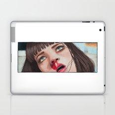 Mia Wallace Laptop & iPad Skin