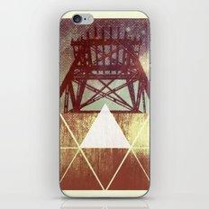 Elemental Framework iPhone & iPod Skin