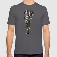 Lost In Translation Mens Fitted Tee Asphalt SMALL