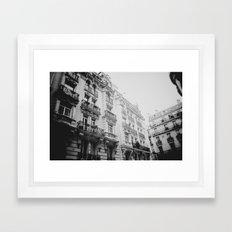 Paris Nº4 Framed Art Print