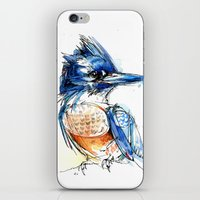 Belted and Brazen iPhone & iPod Skin