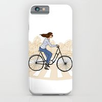 iPhone & iPod Case featuring Street stripes by 1hugaday