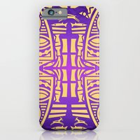 Ornamental African Patte… iPhone 6 Slim Case