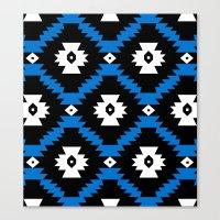 Navajo Dos Canvas Print