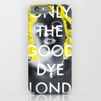 iPhone & iPod Case featuring Blondie by Justin Catron