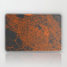 San Jose map Laptop & iPad Skin