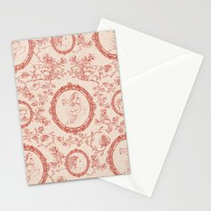 Toile de Jouy (persephone) Stationery Cards