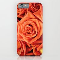 iPhone & iPod Case featuring Roses by CarolineCerussi