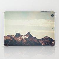 Mountain Ridge Morning iPad Case