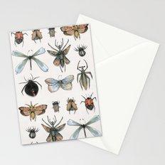Entomology Stationery Cards