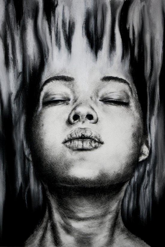 Hollow Voice Art Print
