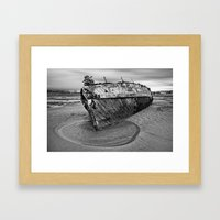 Ebb Tide Framed Art Print