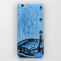 Drip. Drop. iPhone & iPod Skin