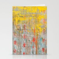 Abstract 700 Stationery Cards