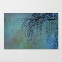 Hanging Tree  - JUSTART … Canvas Print