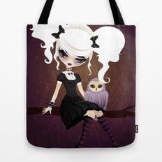 VelusaMisery Tote Bag