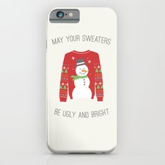 Ugly Sweater iPhone 6 Slim Case