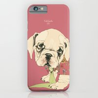 iPhone & iPod Case featuring he would never do it, 2 by Cecilia Sánchez