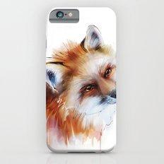 fox in love iPhone 6 Slim Case
